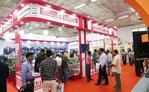 印度新德里纸业展览会India Paperex