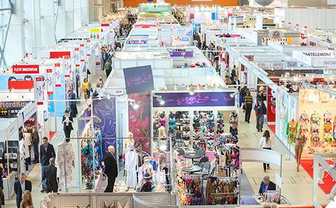 俄罗斯莫斯科纺织面料展览会秋季Textillegprom