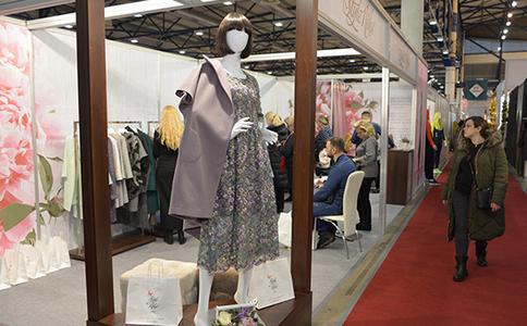乌克兰基辅轻工纺织时尚展览会春季Kyiv Fashion