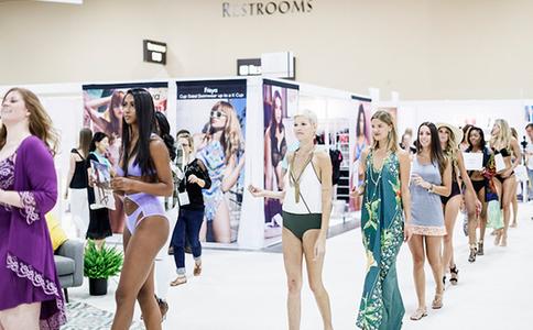 美国拉斯维加斯泳装内衣展览会Curve Las Vegas