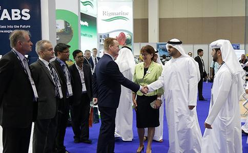 阿聯酋迪拜船舶海事展覽會