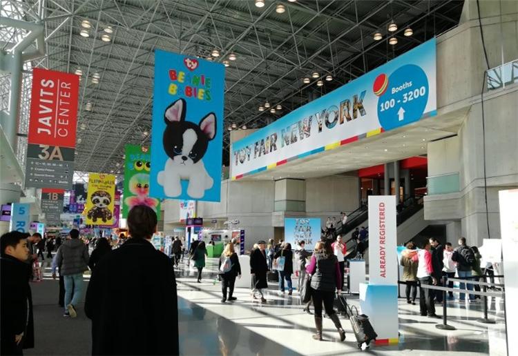 「纽约玩具展」参展商仍对2019年玩具市场持乐观态度