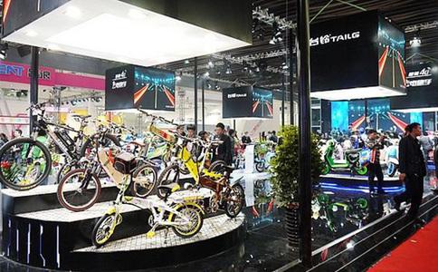 天津北方国际自行车电动车展览会