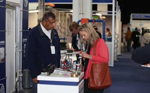 南非约翰内斯堡泵阀及管材展览会PUMPS VALVES and PIPES