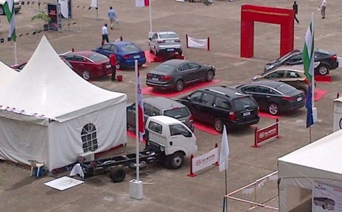 尼日利亚拉各斯汽车优德88娱乐官网展览会AUTOPARTS EXPO