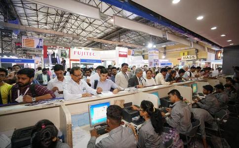 印度孟买电梯展览会IEE EXPO