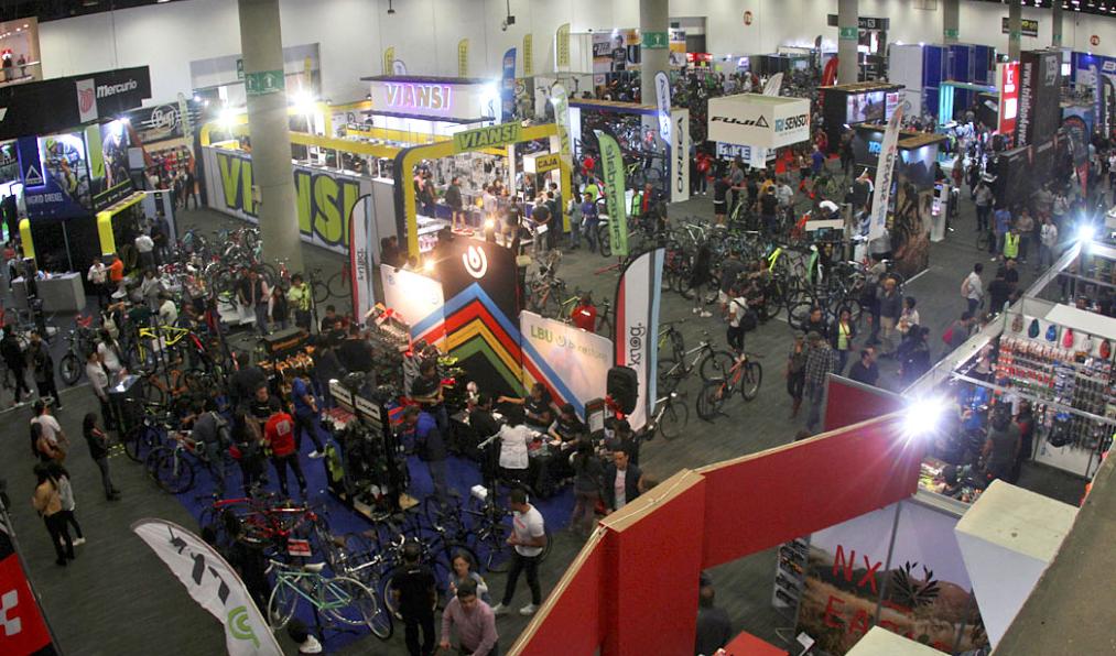 墨西哥摩托车及配件展览会Expo Moto