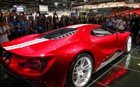 阿联酋迪拜汽车展览会Dubai Motor Show
