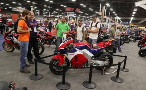美国哥伦布摩托车展览会AIMEXPO