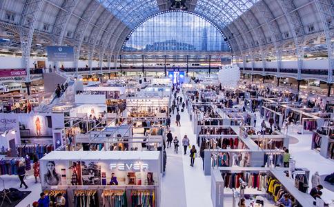 英国伦敦时尚服装服饰展览会秋季Pure London