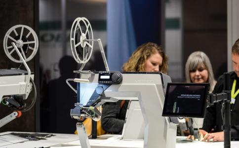 德国法兰克福缝制设备展览会TEXPROCESS