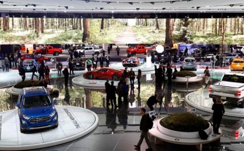 加拿大多伦多汽车展览会CANADA AUTOSHOW