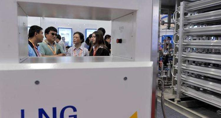 重磅!国际液化天然气大会将首次在上海举办