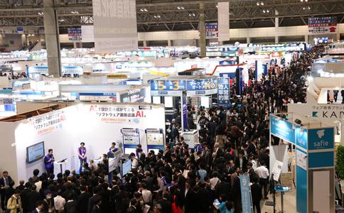 日本东京物联网技术展览会春季loT M2M Expo