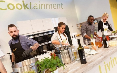 德国科隆厨房用品展览会LIVING KITCHEN