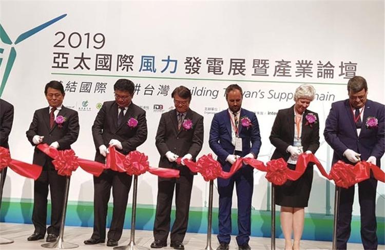 台湾风力发电展开幕,同期举办亚太风力发电展论坛