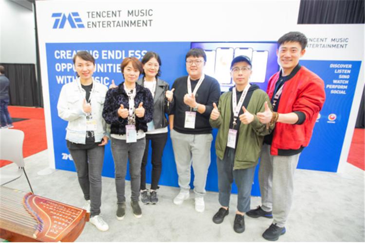 腾讯音乐亮相SXSW盛会,中国音乐吸引各界关注