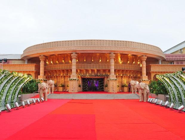 印度宾布里金杰沃德展览贸易中心Auto Cluster Exhibition Centre