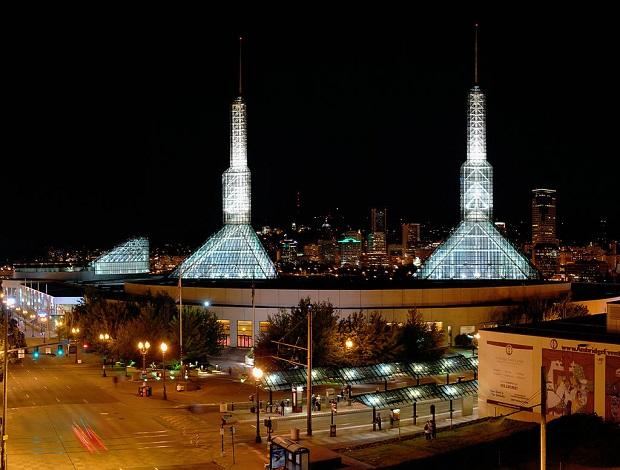 俄勒冈会议中心Oregon Convention Center