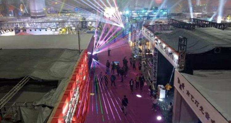 「武汉灯光音响展」推动产业上下游融合发展