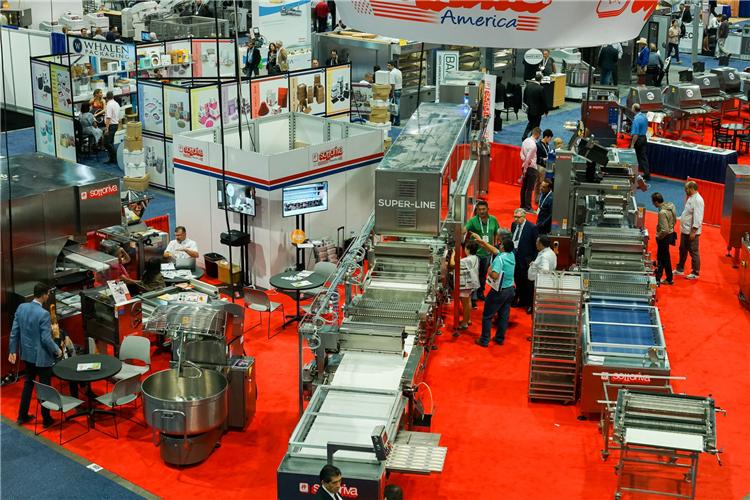 IBIE 2019美国烘焙展 | 掌握最新趋势,抢占行业先机
