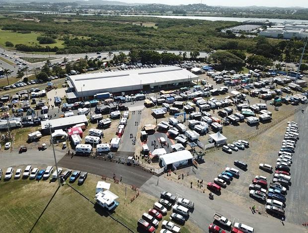 麥凱展覽場地Mackay Showgrounds