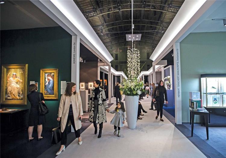「欧洲古董博览会」深度探究中国艺术市场
