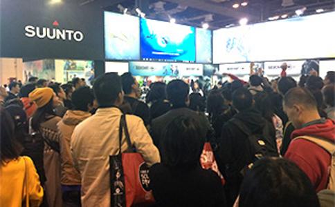 泰国曼谷潜水展览会TDEX