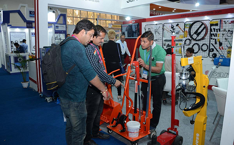 印度新德里汽車配件展覽會Auto Expo