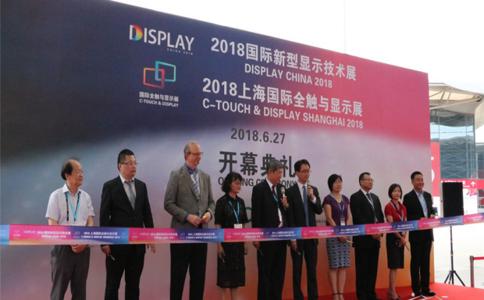 上海国际新型显示展览会Display China