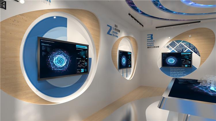 企业展厅设计与传统博览会之间有哪些差异?