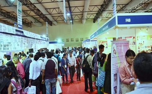 印度孟買口腔牙科展覽會WDS