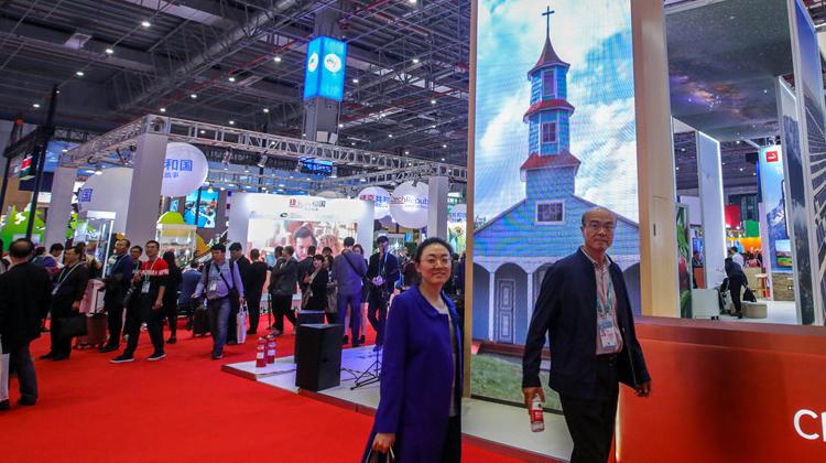 第125届广交会开幕,民营企业成中国对外贸易主力军