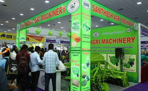 泰国孔敬农业机械展览会Agriculture Thai