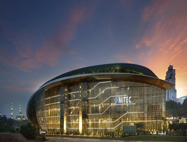 马来西亚吉隆坡展览中心MITEC