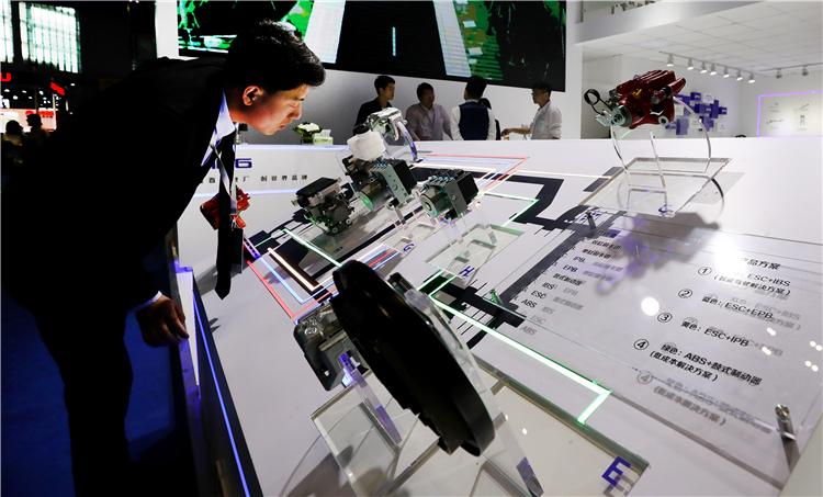 「上海车展」智能化引领新技术潮流