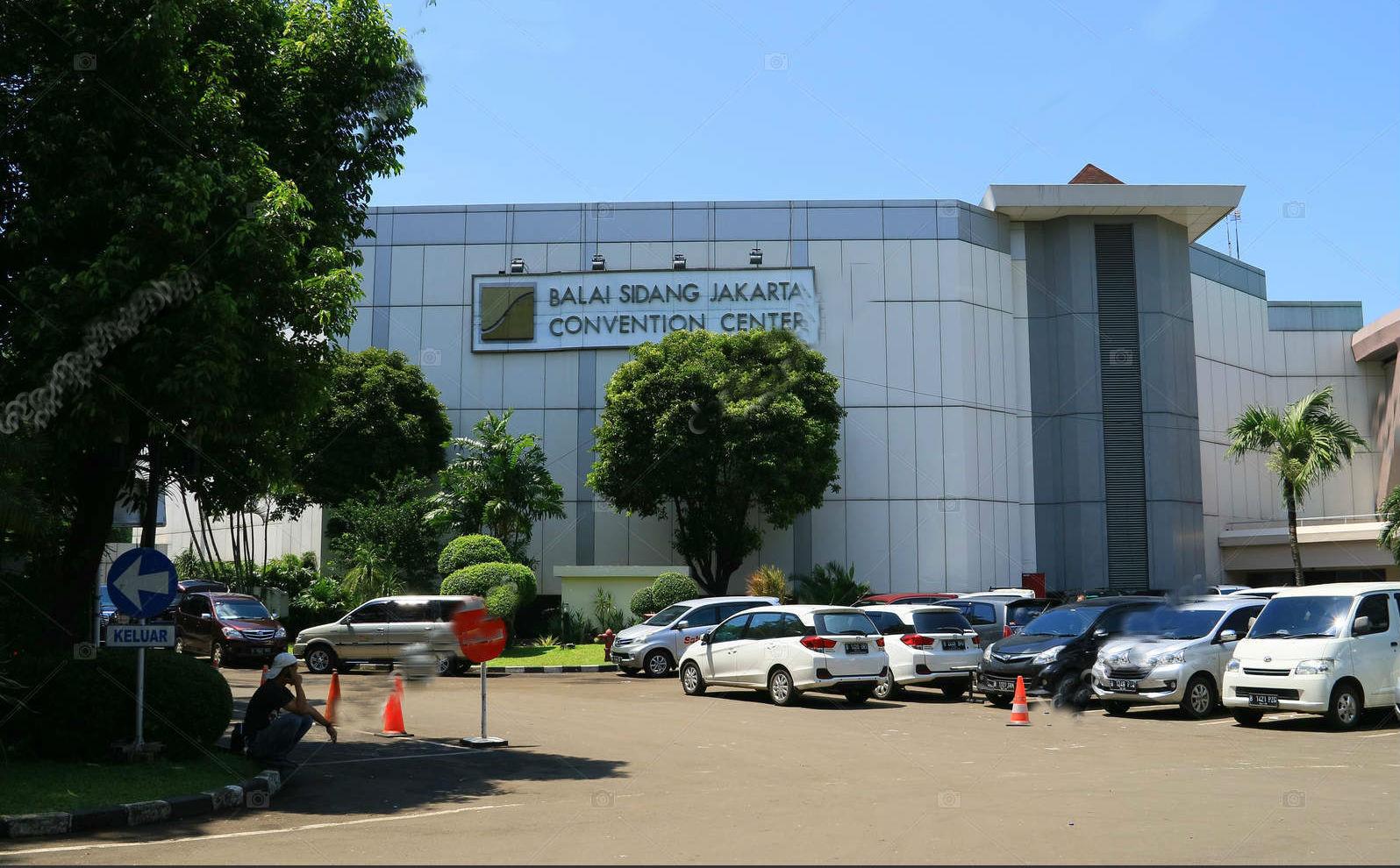 雅加達會議中心Jakarta Convention Center (JCC)