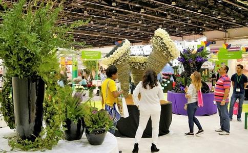 迪拜农产品展览会WOP DUBAI