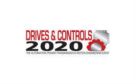 英国动力传动展览会Drives Controls