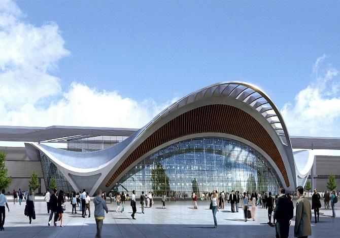 合肥滨湖国际会展中心