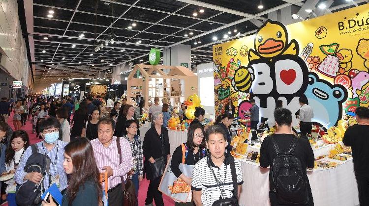 第34屆香港禮品展開幕,規模創歷屆之冠