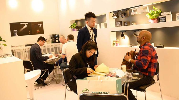 香港贸发局四月七展吸引逾23.6万买家