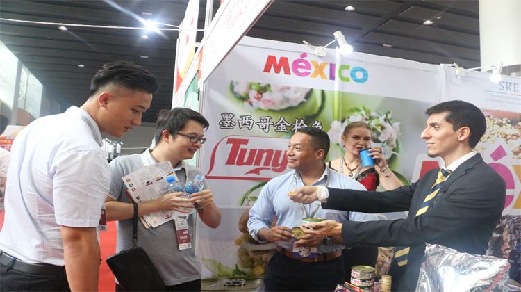 第13届世界食物展览会精彩运动抢先看