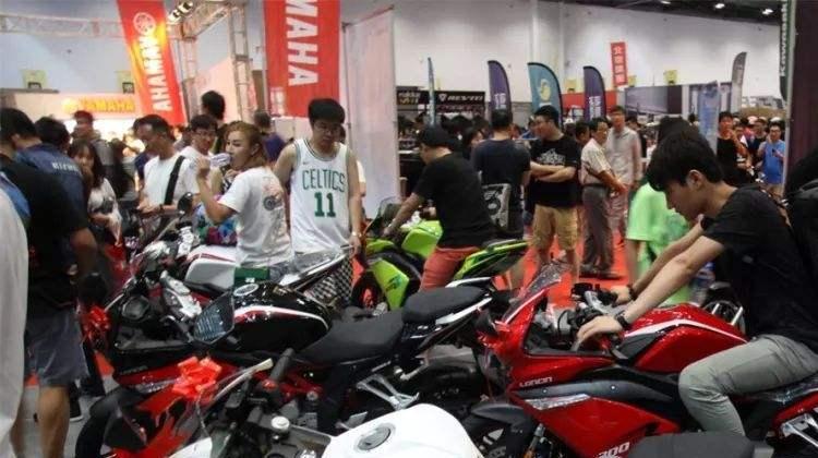 北京摩托车展来袭,增停止业睁开与提高