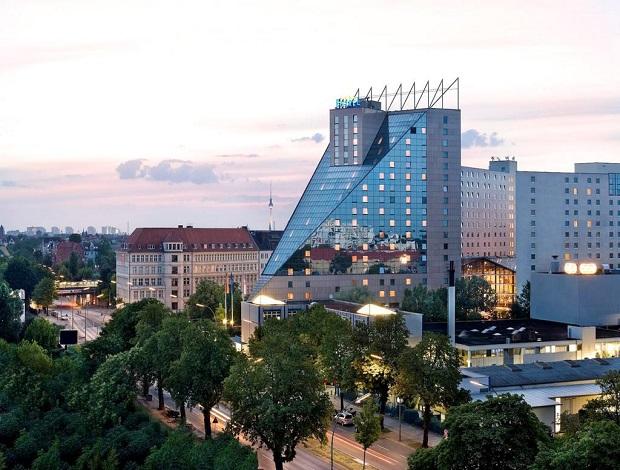 Estrel Berlin - 酒店及会议中心