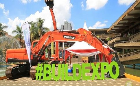 肯尼亚内罗毕建材展览会buildexpo africa