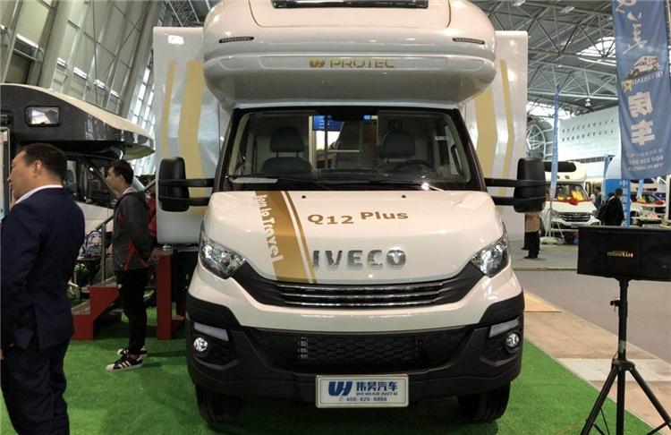 「上海房车展」促进中国汽车露营行业大跃进