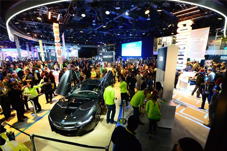 CES Asia即将登陆 汽车技术展区面积较上届翻番