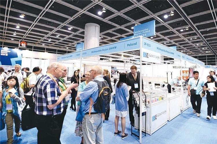 香港医疗展揭幕,生物科技、智能保健潜力无限