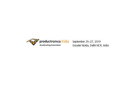 印度大諾伊達電子展覽會Productronica India
